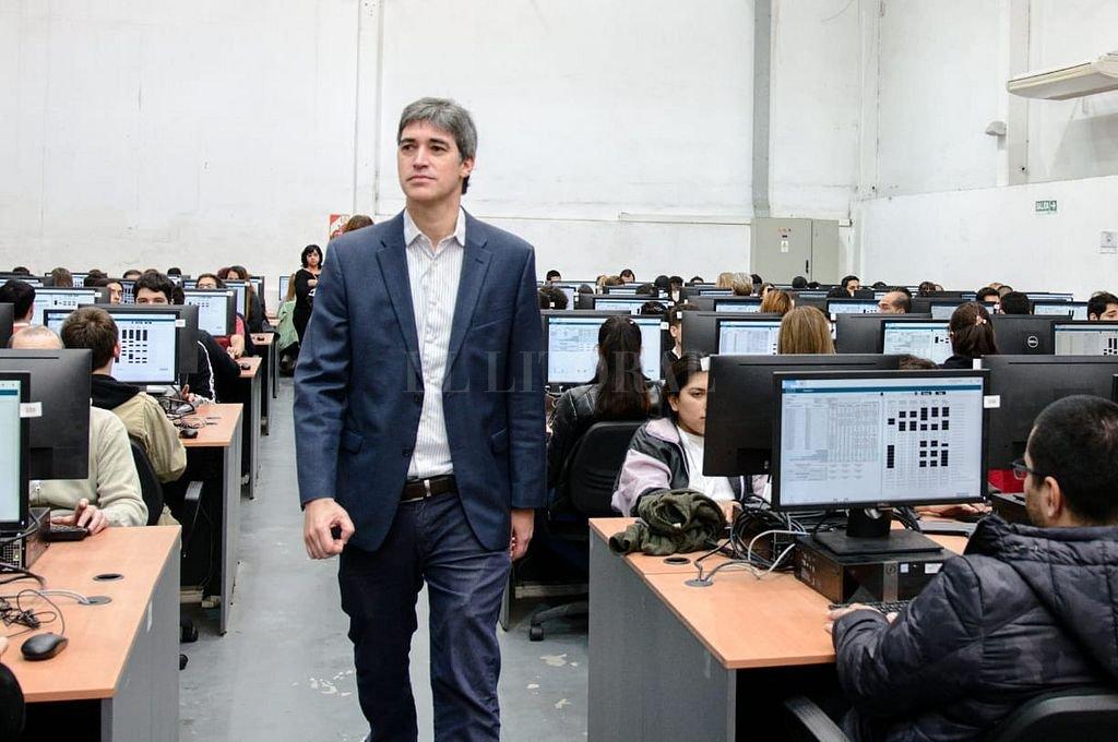 El Gobierno Nacional realizó el simulacro de recuento provisional de resultados