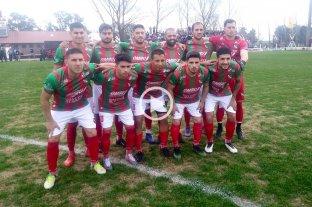 Sportivo Las Parejas sacó ventaja en la primera semifinal - Formación inicial de Sportivo Las Parejas.