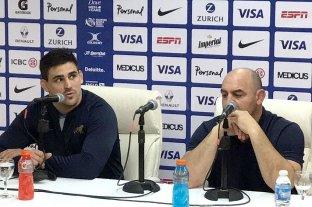 """Mario Ledesma: """"Hubiese sido muy bueno poder ganar sobre el final"""""""