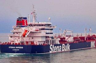 El Reino Unido e Irán cruzan amenazas por la captura del petrolero