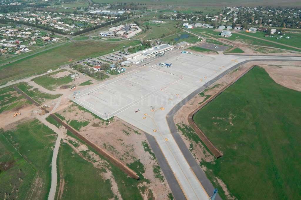 Aeropuerto de Rosario: cambios en el entorno que modificarían  la fisonomía urbana de la zona