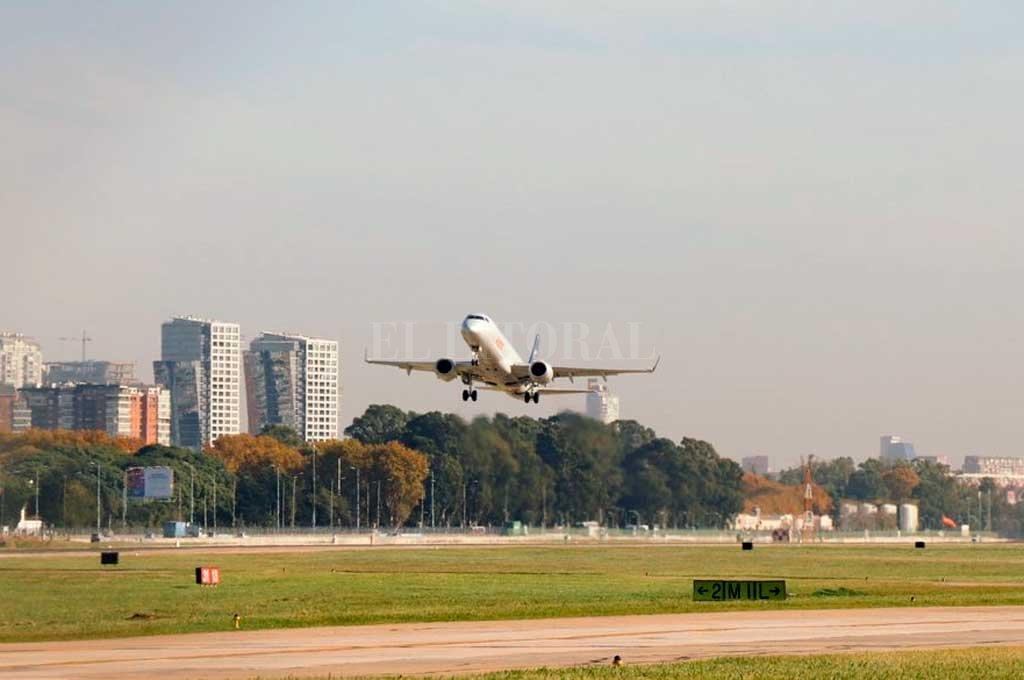 Avanzan las obras de ampliación y modernización de Aeroparque