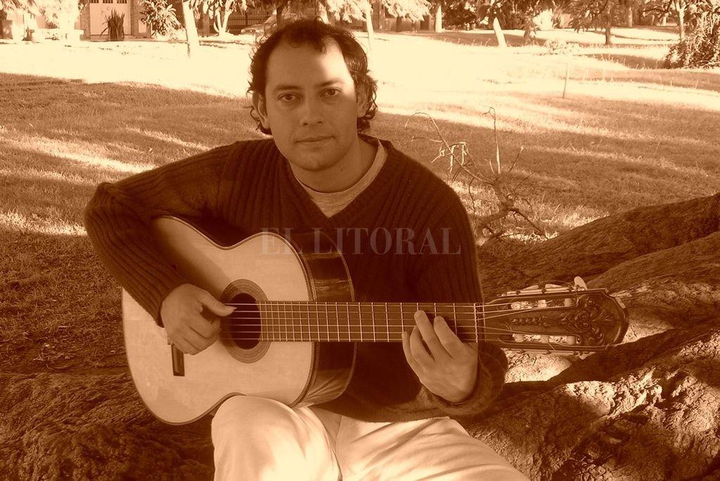Fue dentro de la música del Litoral donde Castillo desarrolló con mayor intensidad su trabajo. <strong>Foto:</strong> Gentileza organizadores