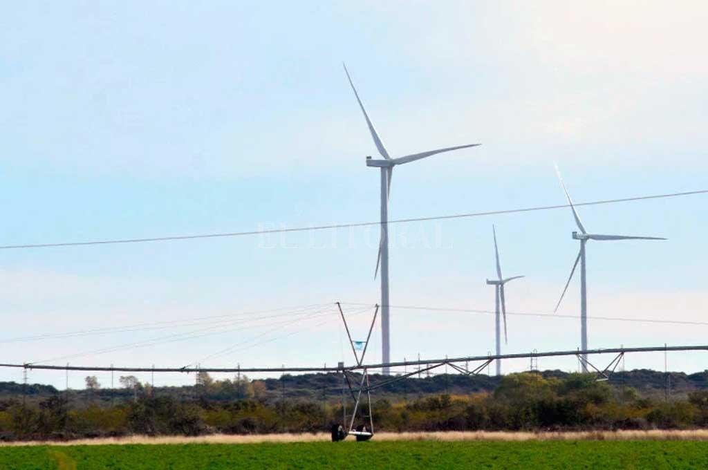 Autorizan el ingreso al mercado eléctrico de un parque eólico de Río Negro