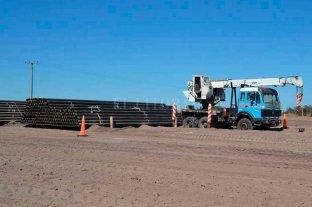 Enerfe readecua el proyecto de gas para San Vicente -  -