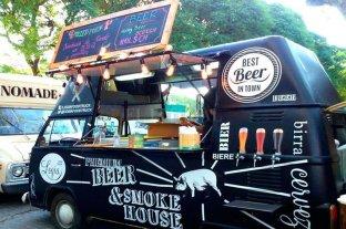 Festival de food trucks y cerveza artesanal, en los Parques de San Carlos Sud -  -