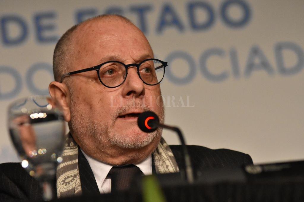 El canciller Jorge Faurie. <strong>Foto:</strong> Mauricio Garín