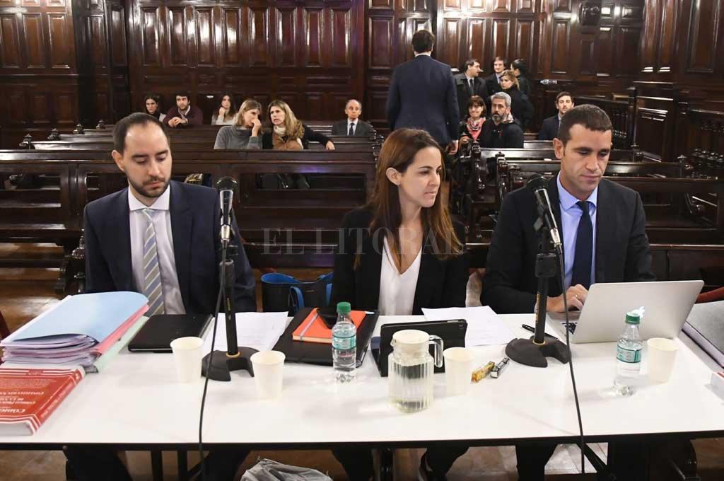 Este lunes comenzó el juicio por la muerte de la periodista <strong>Foto:</strong> Télam