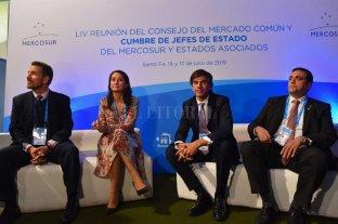 Alientan la pronta entrada en vigencia del acuerdo Mercosur-UE