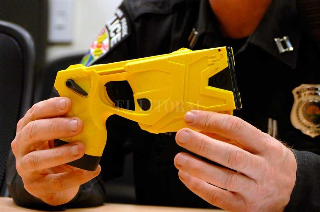 A partir de septiembre, Policía Federal y la PSA usarán las pistolas taser