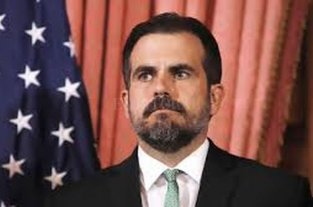 Puerto Rico marcha contra su gobernador Roselló