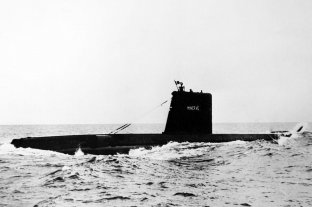 El buque que halló al ARA San Juan encontró un submarino que desapareció hace 50 años -  -