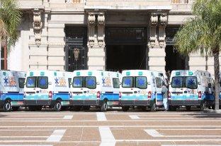 La provincia entregará 12 ambulancias