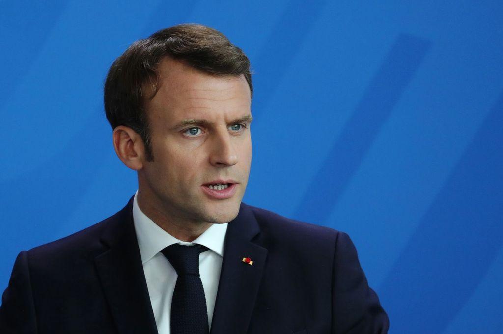 Macron no está satisfecho con el texto jurídico del acuerdo entre la Unión Europea y el Mercosur