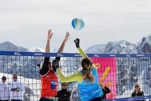 Snow Volley: reglas básicas para comprender el juego