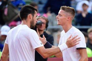 Leo Mayer quedó eliminado en el ATP 500 de Hamburgo