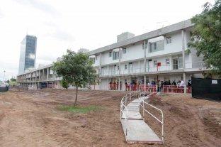Inauguran residencias para estudiantes en Ciudad Universitaria -  -