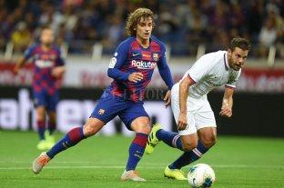 El Barcelona cayó en su primer amistoso