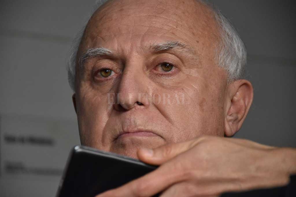 """Lifschitz: """"El apoyo a Lavagna  es decisión orgánica del partido"""""""