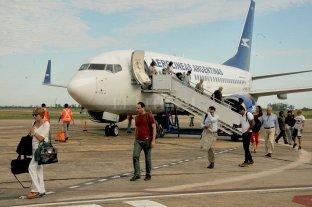 Polémica por los mensajes de los pilotos de Aerolíneas a los pasajeros al finalizar cada vuelo