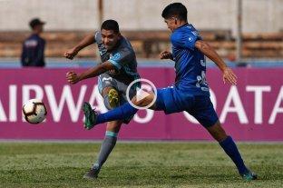 Copa Sudamericana: en la llave de Colón, Zulia sacó ventaja ante Sporting Cristal -  -