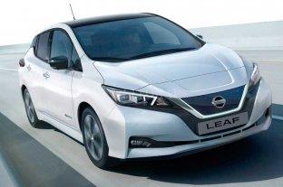 El nuevo Nissan Leaf llegó a nuestro país