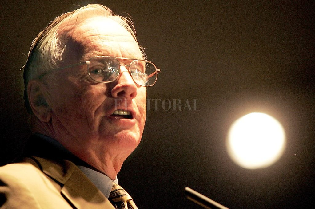 Neil Armstrong. <strong>Foto:</strong> Archivo El Litoral