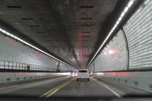 Finde largo: 57 mil vehículos transitaron por el Túnel Subfluvial -  -