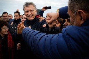 "Macri defendió a los productores de ""Cuchuflito"""