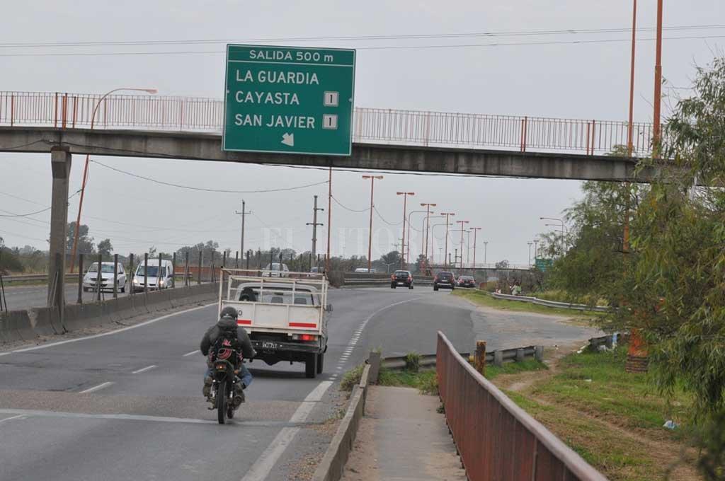 El hecho se  produjo en el mayorista ubicado a metros de la RN 168 <strong>Foto:</strong> Archivo El Litoral