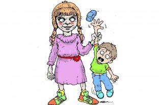 Humor: Annabelle, la muñeca maldita