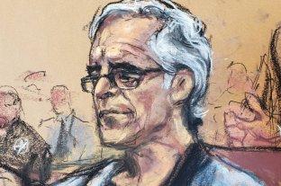 Suicidio de Jeffrey Epstein: la autopsia reveló huesos rotos en el cuello