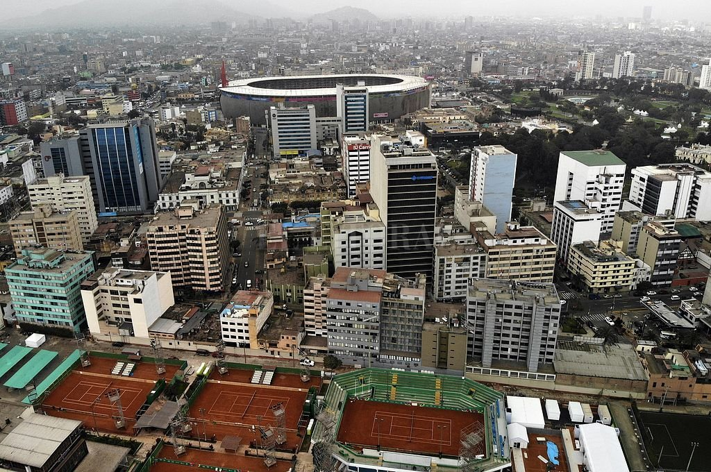 La ciudad de Lima. <strong>Foto:</strong> Gentileza