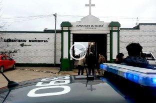 Exhumaron los restos de Diego Román para una segunda autopsia