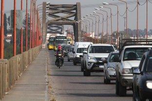 En unos 10 días comenzarán las obras sobre el puente Carretero