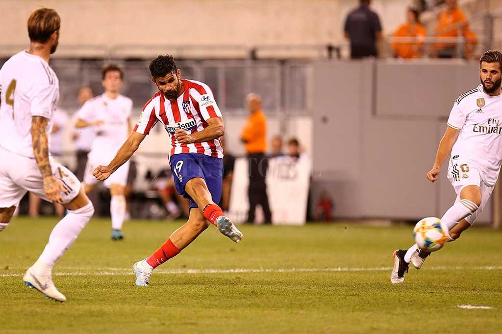<strong>Foto:</strong> Twitter Atlético Madrid