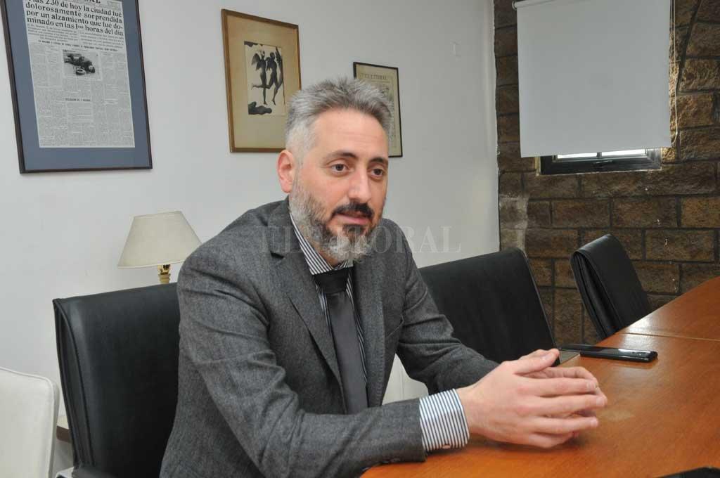"""El abogado defensor Martín Durando explicó que el 'Tata' Baldomir """"se sentía mal por trascendidos que no habían sido ciertos"""" en relación al secuestro de un celular en la cárcel de Las Flores. Crédito: Flavio Raina"""