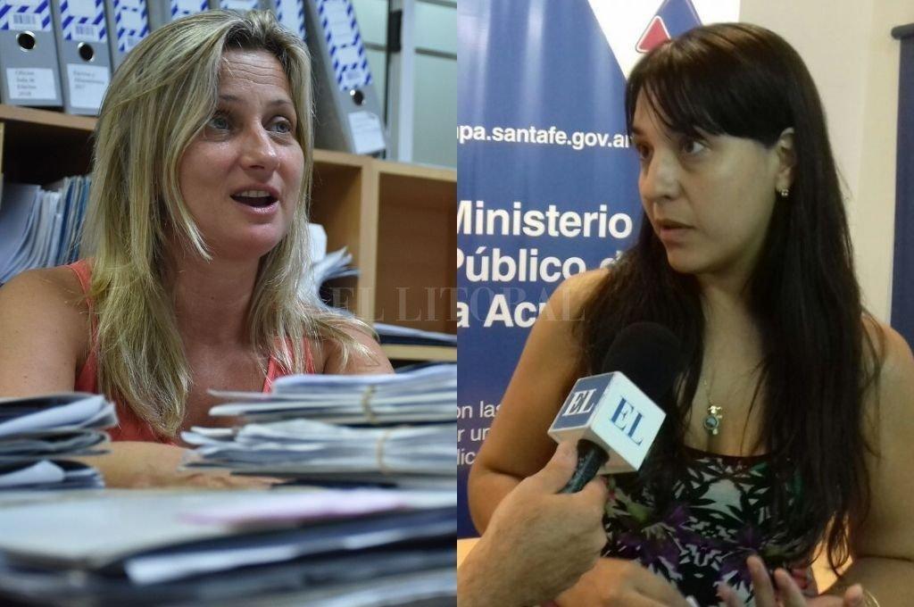 Las fiscales Milagros Parodi y Alejandra Del Río Ayala solicitarán penas de entre 20 y 30 años de prisión. <strong>Foto:</strong> Archivo