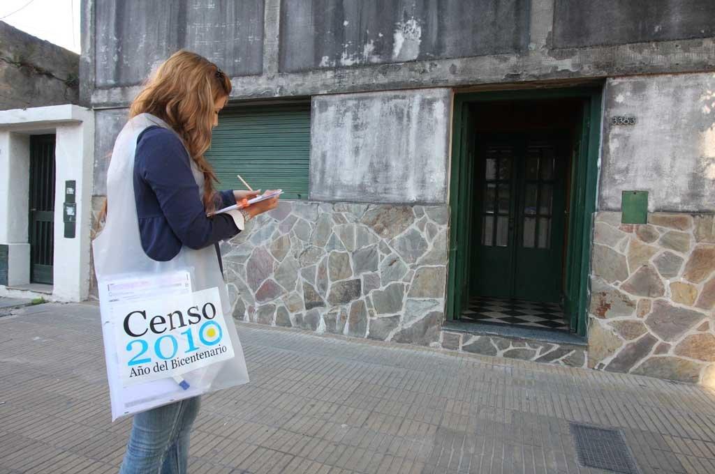 Hace 10 años. En octubre de 2010, se realizó el último censo nacional Crédito: Archivo El Litoral / Guillermo Di Salvatore
