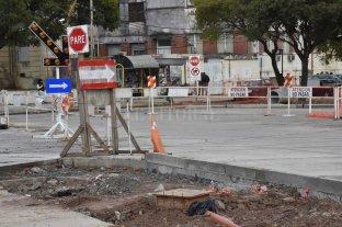 La obra en avenida Freyre estaría lista entre septiembre y octubre