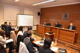 Caso Baldomir: el miércoles se conocerá la sentencia