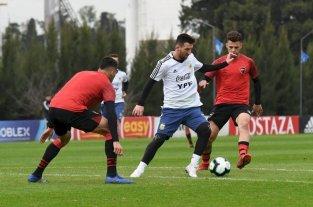 El próximo contrato de Messi le abriría las puertas para jugar en Newell