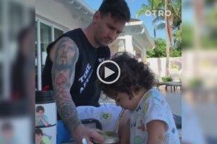 Video: Ciro Messi ya toma mate