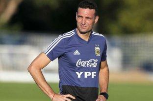 A la espera de Messi, Scaloni ya piensa en Alemania
