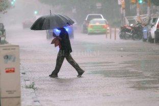 Alerta meteorológico: Domingo con tormentas fuertes en Santa Fe