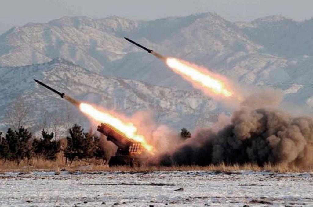 Kim supervisó el último ensayo armamentístico — Corea del Norte