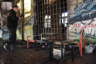 """Incendio en El Birri: """"Los peritajes estarán en un par de días"""""""