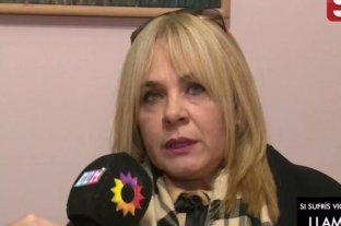 """""""Me siento satisfecha"""", dijo la ex esposa de Baldomir"""
