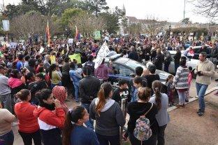 Piden el archivo de una causa contra manifestantes de Recreo