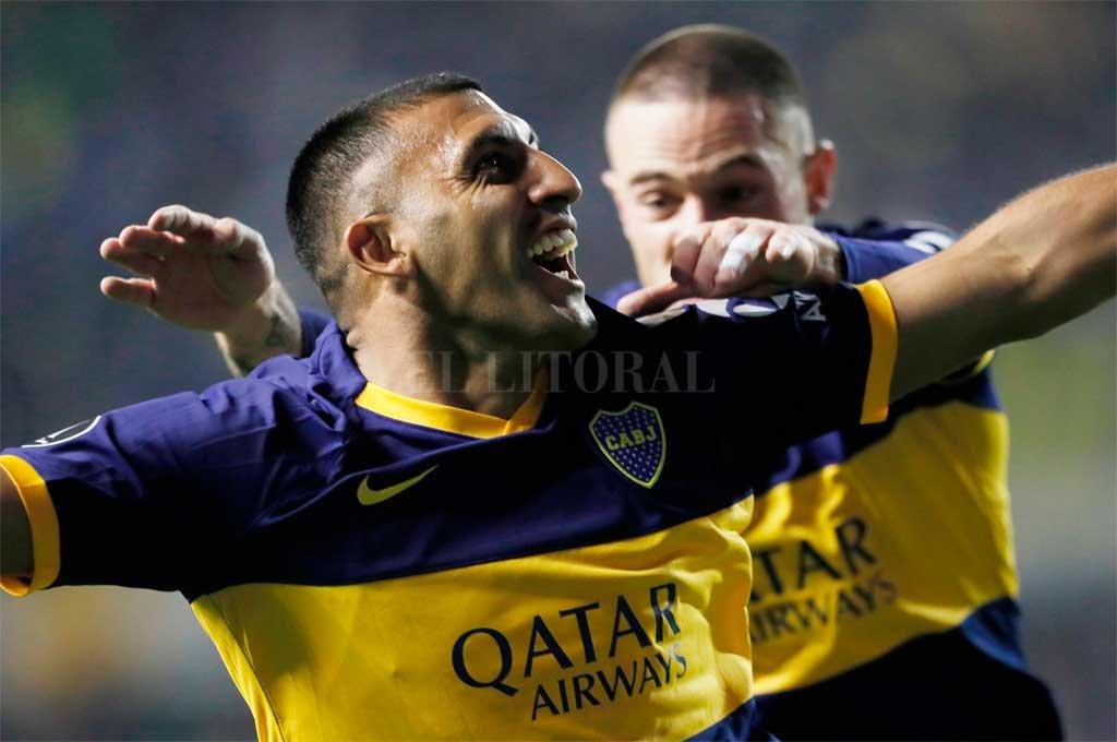 <strong>Foto:</strong> Prensa Boca Jrs